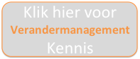Verandermanagement kennis